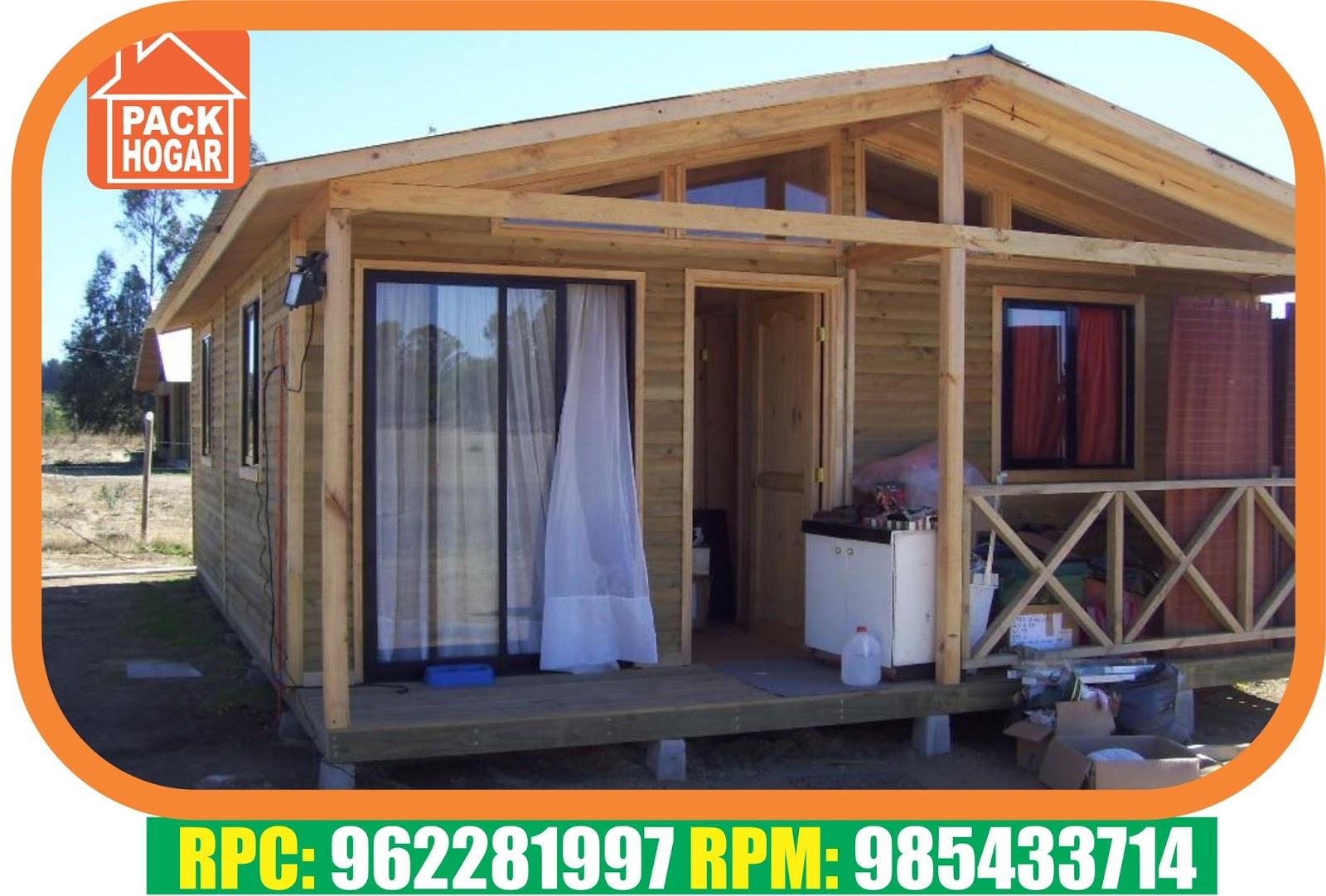El carpintero trae tu alma a una casa de madera - Como hacer una casa prefabricada ...