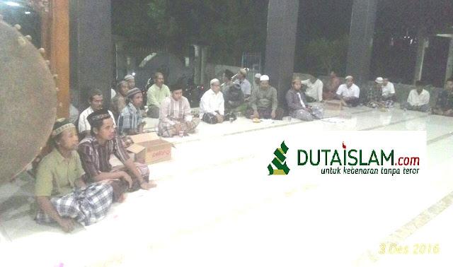 Warga Desa Ngabul Rame-rame Tolak Yayasan Wahabi