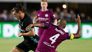 Manchester City Hajar Real Madrid 4-1 ICC 2107
