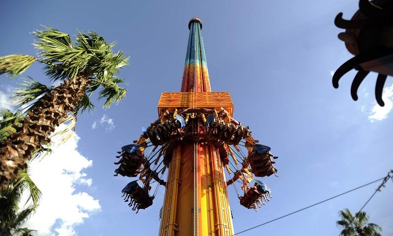 Dicas para o Busch Gardens em Orlando