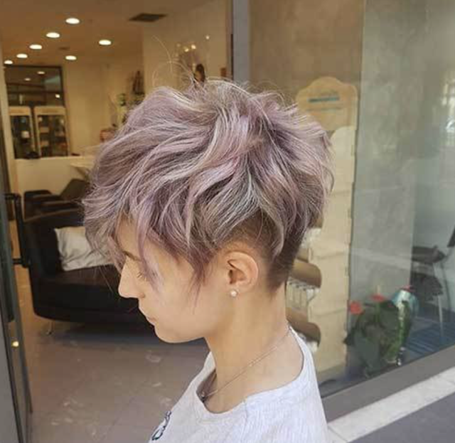 long pixie hairstyles 2019