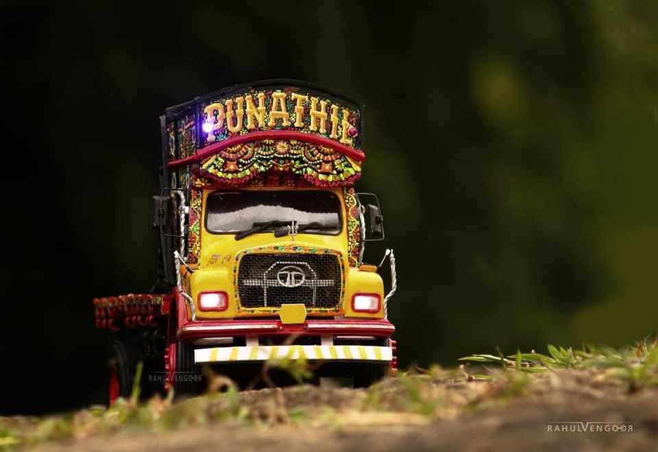Tamilnadu Lorry Miniature craft