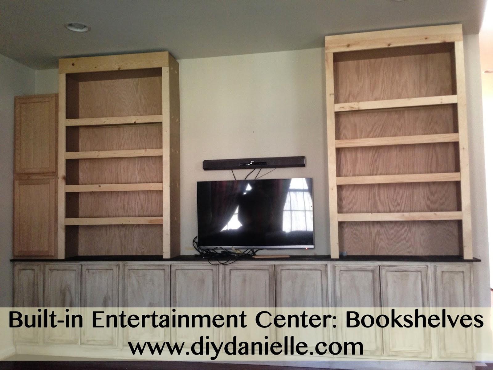 Decorating Ideas For Bookshelves