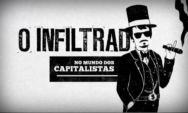 Donna Rita: O inflitrado no mundo dos capitalistas...