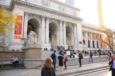 Biblioteca publica de New York