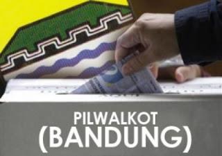 Daftar Pasangan Calon Pilwalkot Bandung 2018, Siapa Bakal Menang?