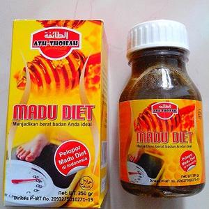 Madu Diet Ath Thoifah Madiun