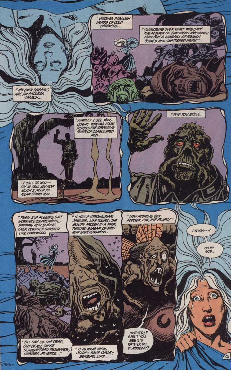 Swamp Thing (1982) Issue #83 #91 - English 16