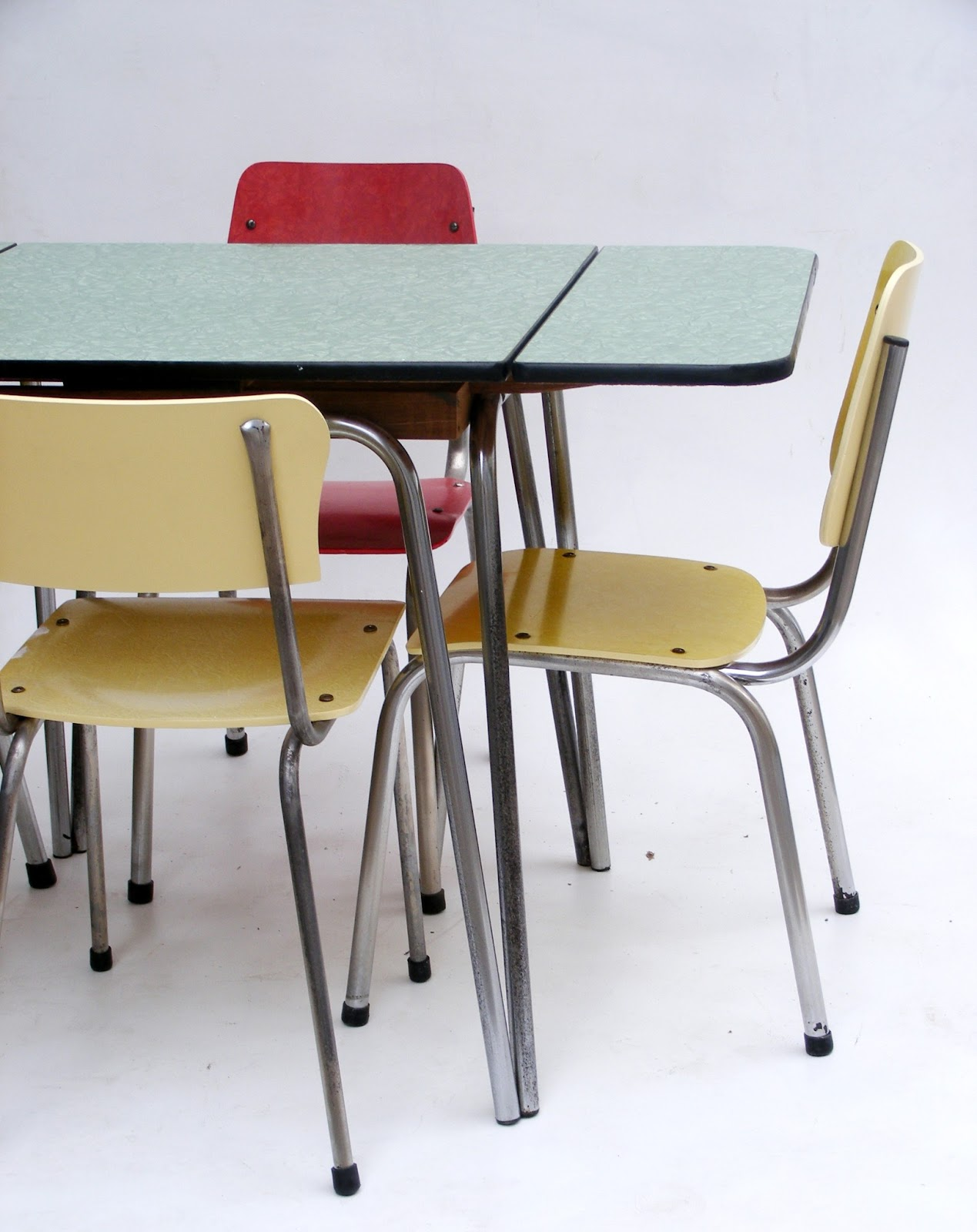 Formica Table And Chairs Vamp Furniture This Weeks New Vintage Furniture Stock At