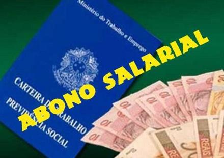 Abono salarial referente ao ano-base 2014; poderá ser sacado até 30 de dezembro