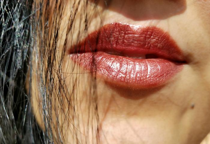 Review: Estée Lauder - Pure Color Envy Paint-On Liquid Lipcolor Metallic Laquer Love - Madame Keke The Luxury Beauty and Lifestyle Blog