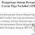Cara Mudah Menyelesaikan Sistem Persamaan Linear Tiga Variabel (SPLTV) (SMA)