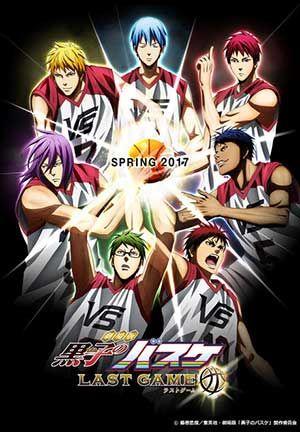Kuruko Tuyển Thủ Vô Hình: Trấn Đấu Cuối Cùng - Kuroko's Basketball: Last Game (2017)