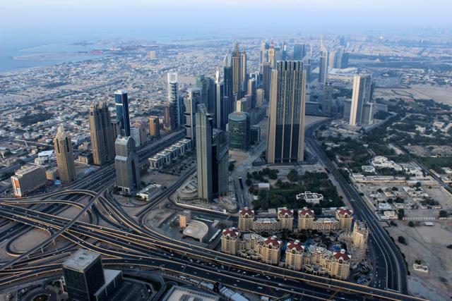 El Downtown de Dubai, el nuevo centro de la ciudad
