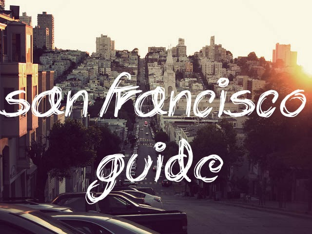 What to do in San Francisco