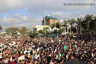 IMG 9928 - 13ª Parada do Orgulho LGBT Contagem reuniu milhares de pessoas