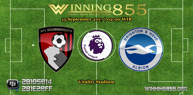 Prediksi Skor Bournemouth vs Brighton