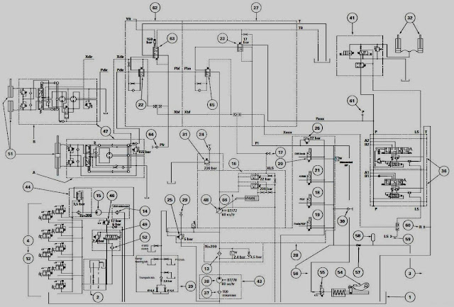 mey ferguson wiring diagram