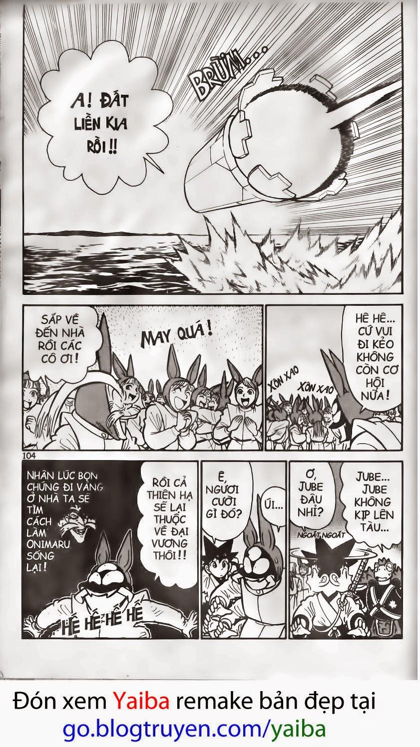 Yaiba chap 139 trang 3