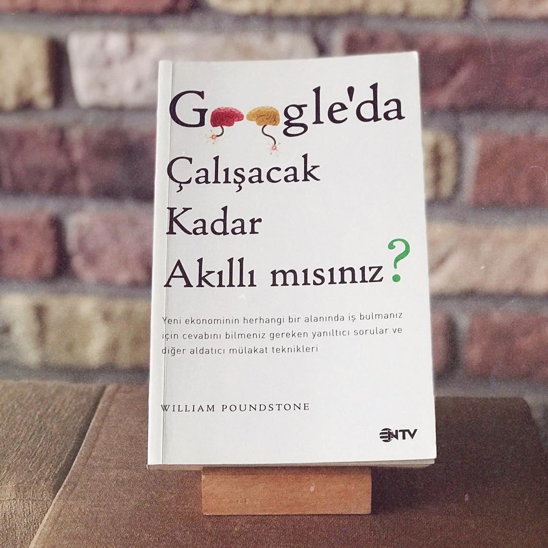 Google'da Calisacak Kadar Akilli Misiniz? (Video) (Kitap)