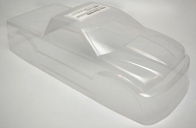 Tamiya TXT-1 clear body included