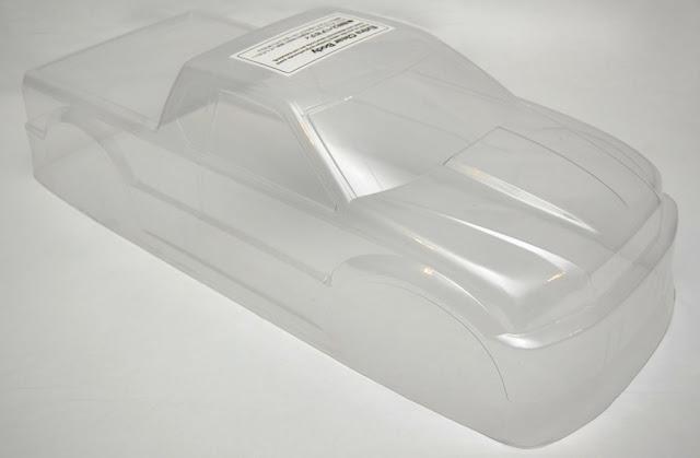 Tamiya TXT-1 clear body included