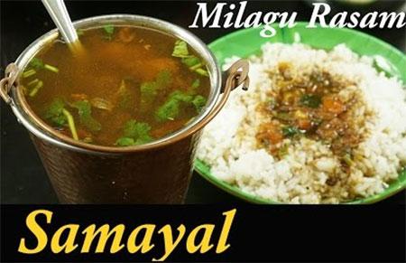 Milagu Rasam in Tamil / Pepper Rasam Recipe / How to make Rasam in Tamil
