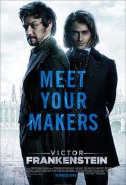 Victor Frankenstein 2015