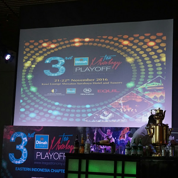 Dilmah Tea Mixology Playoff Challenge 2016