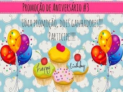 Promoção de Aniversário #3