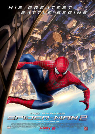 The Amazing Spider Man 2 (2014) BluRay Download Dual Audio 720p Watch Online Free bolly4u