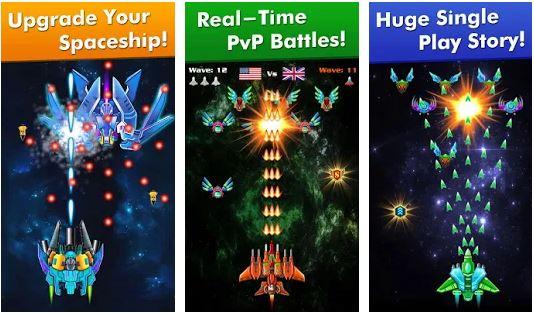 لعبة-Galaxy-Attack-Alien-Shooter