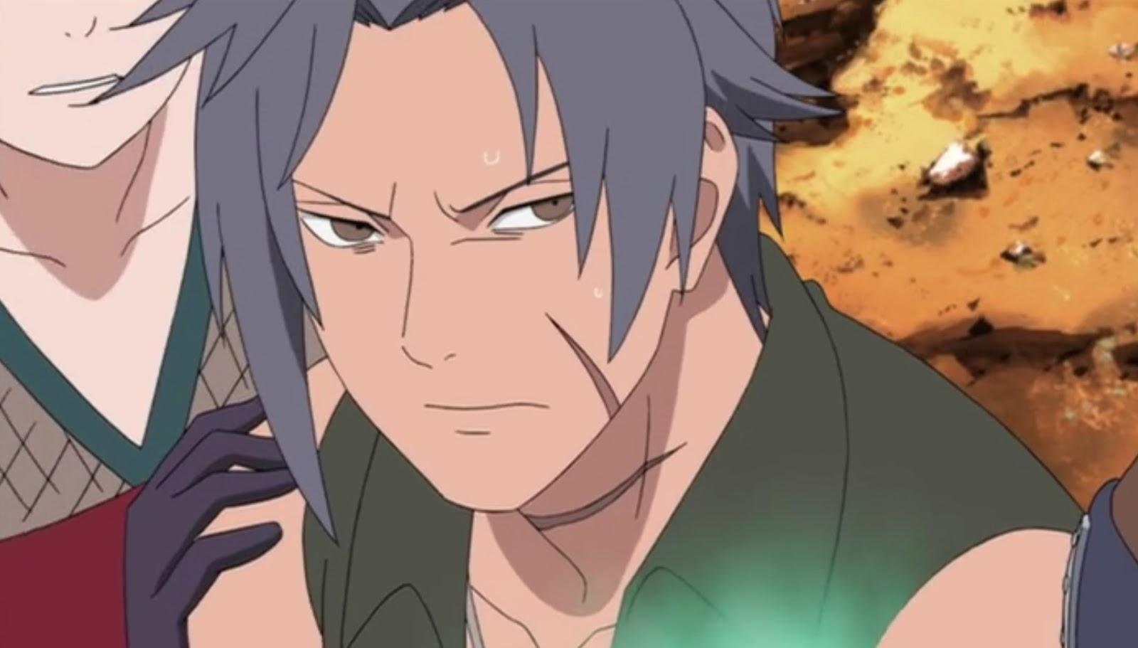 Naruto Shippuden: Episódio 399 – (Filler) Sobrevivência no Deserto Infernal!