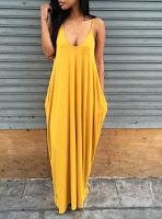 https://www.dresshead.com/long-flowing-maxi-dress-sleeveless-mikado-yellow-casual/
