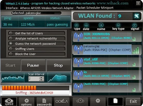 commview for wifi 63701   crack keygen русская версия скачать