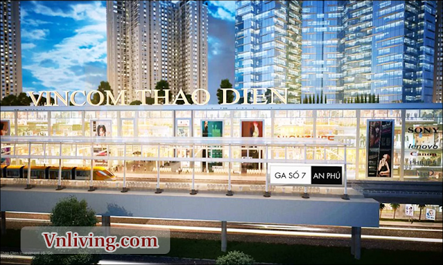 Vincom Mega Mall Masteri Thao Dien Apartment