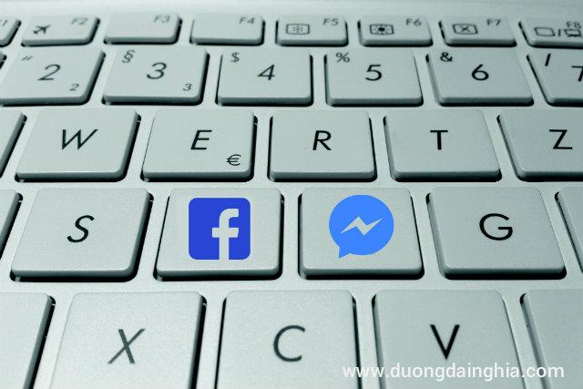 Cách đổi mật khẩu facebook trên máy tính 1
