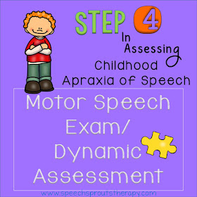 Speech Sprouts 4 Essential Steps In Assessing Childhood