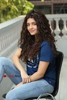 Actress Rithika Sing Latest Pos in Denim Jeans at Guru Movie Interview  0195.JPG