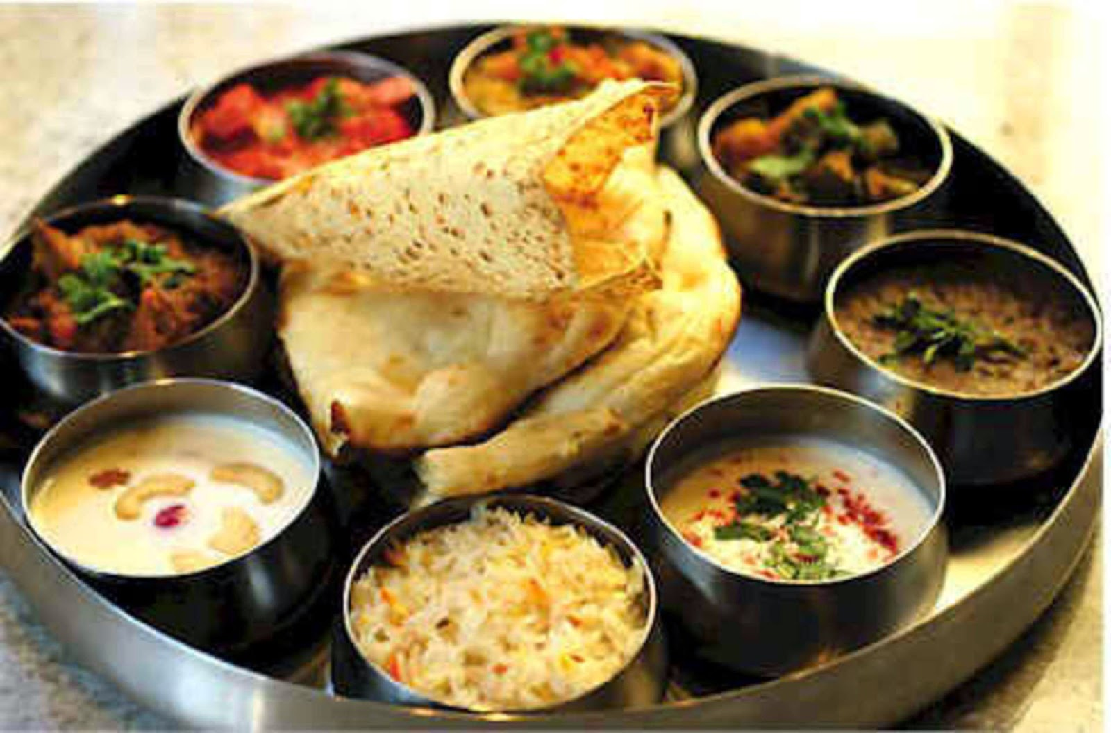 Most Famous Indian Vegetarian Food