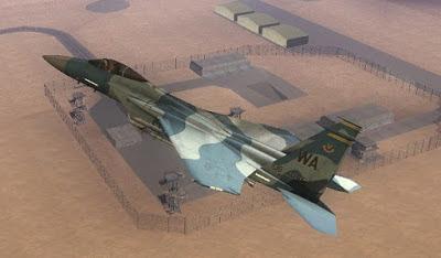 yaitu MOD Pesawat Tempur untuk Gta San Andreas Android maupun PC F-15C Eagle (versi Enchaced)