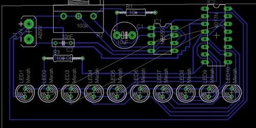 Cara Murah, Mudah Dan Mantap Untuk Membuat PCB Bagian 2