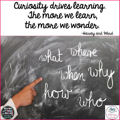 Explore Chapter 2 of Striving to Thriving and learn about how cultivating curiosity and encouraging questioning are necessary strategies in helping striving readers develop interest and confidence.