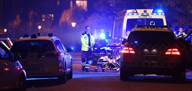 16-years old Albanian killed by gunfire in Copenhagen