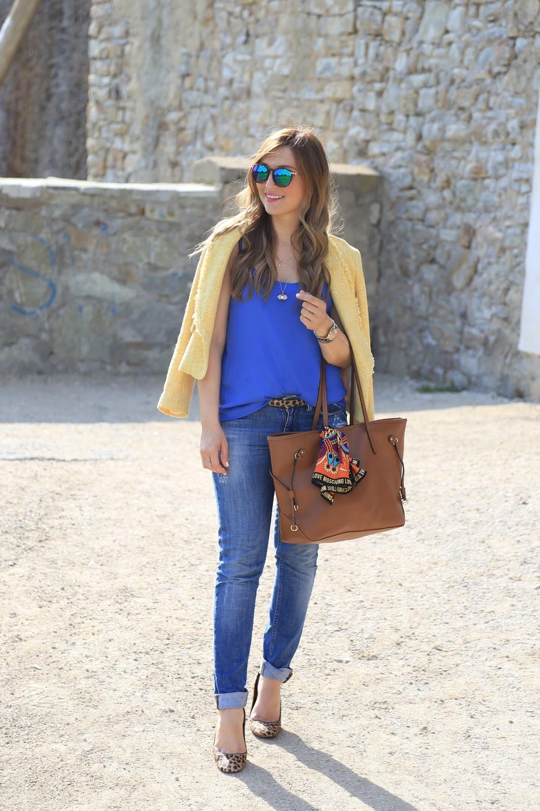 Fashionblogger mit brauner Tasche - Fashionblogger aus Deutschland - Deutsche Fashionblogger - Blogger aus Frankfurt - Frankfurt Fashionblogger