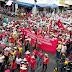 Manifestações em apoio a Lula se espalham pelo Ceará
