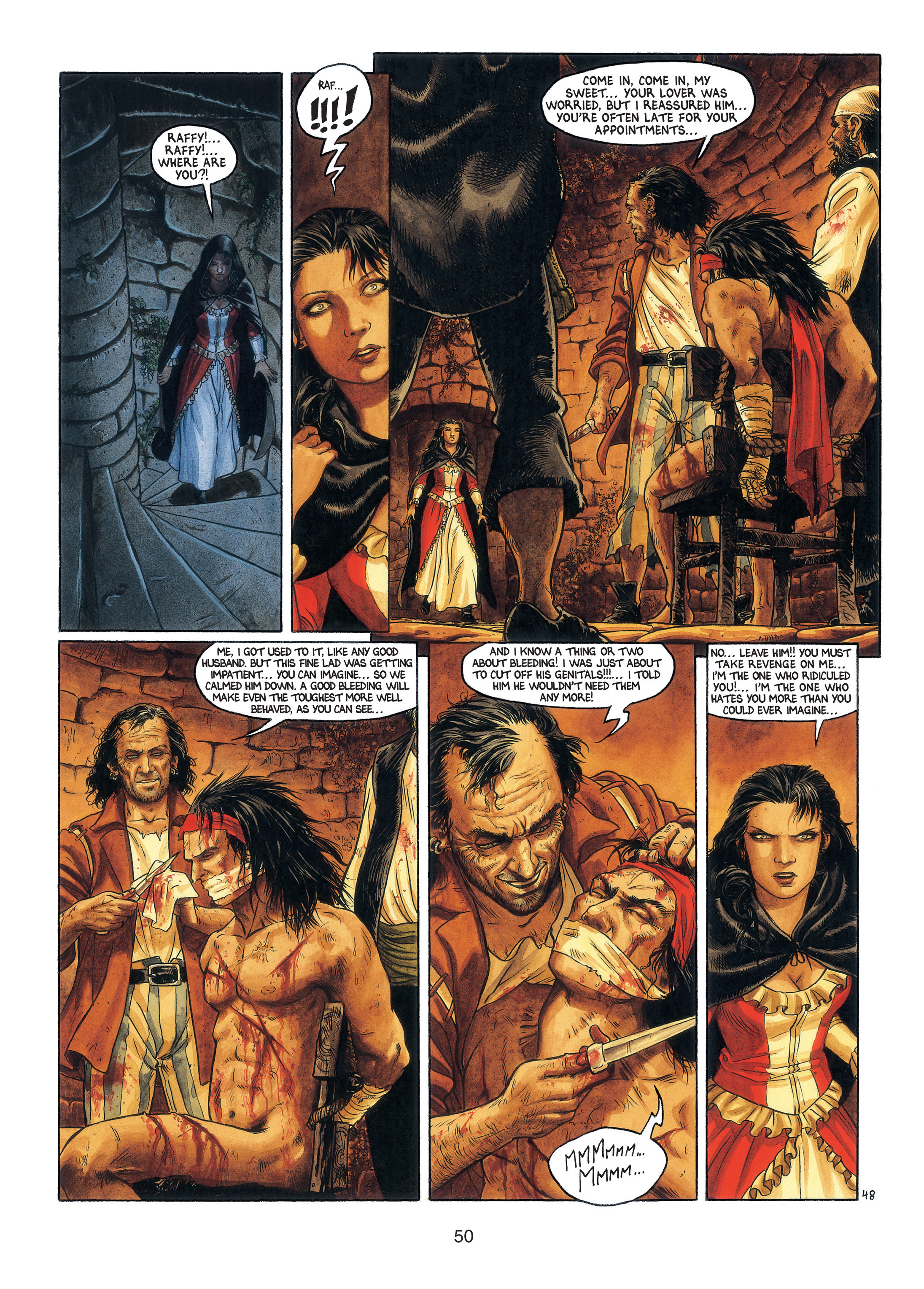 Read online Barracuda comic -  Issue #3 - 51