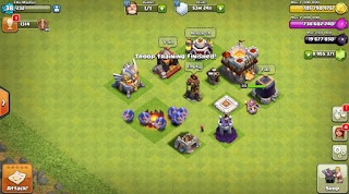 Clash of Clans Mod APK v9.105.10 [Unlimited Money/Gems]