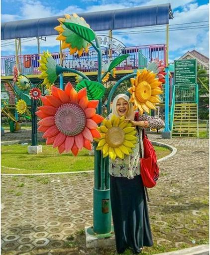 Wisata Hist di Malang, Singha Merjosari Park