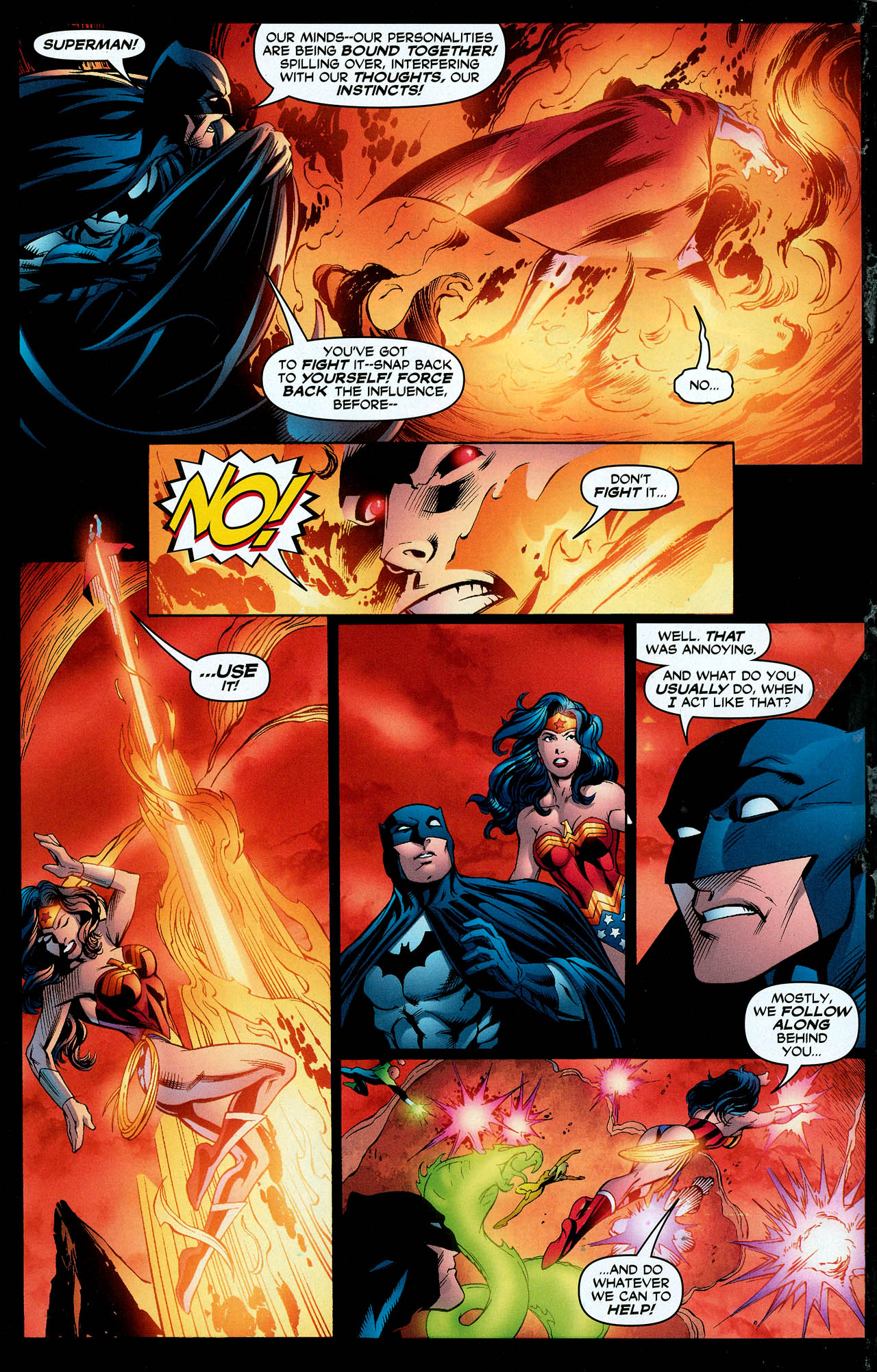 Read online Trinity (2008) comic -  Issue #12 - 16
